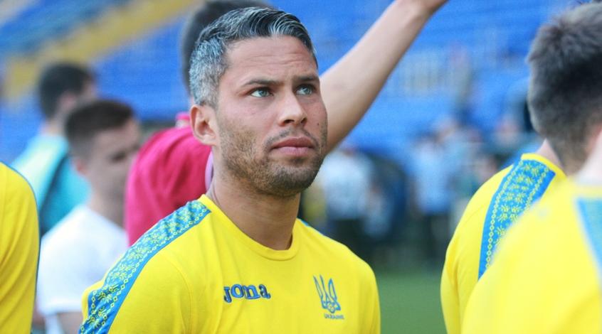 Марлос - лучший игрок матча Чехия - Украина: точность передач 94 процента!