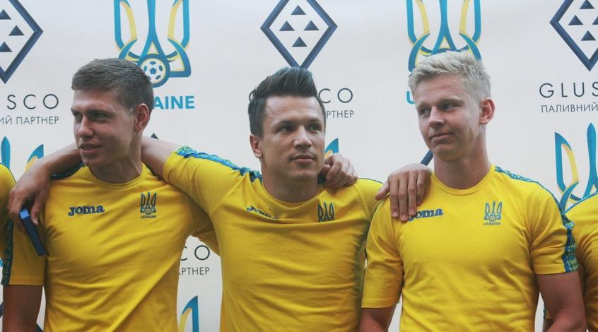 Евгений Коноплянка - о новом фартовом ритуале в сборной Украины