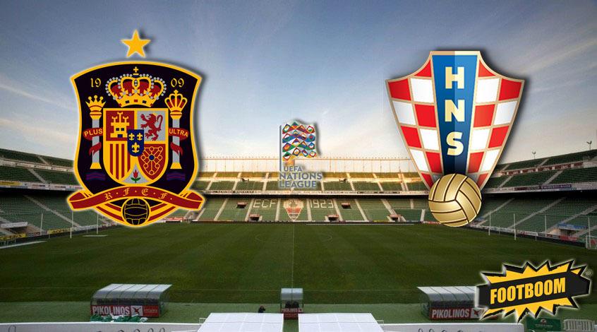 Испания - Хорватия. Анонс и прогноз матча