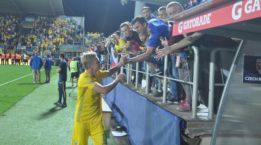 """Александр Зинченко: """"Эта победа придала нам еще больше уверенности"""""""