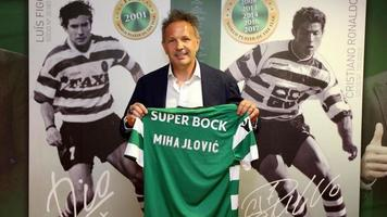 """Синиша Михайлович хочет отсудить у """"Спортинга"""" 11 миллионов евро"""
