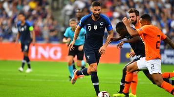 Франция – Голландия 2:1. Чемпионы дают мастер-класс
