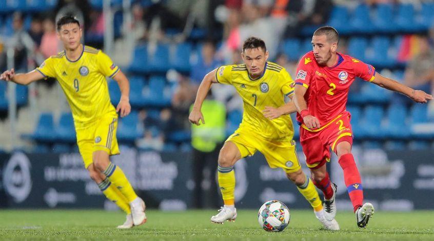 Андорра – Казахстан 1:1. Щелчок по носу