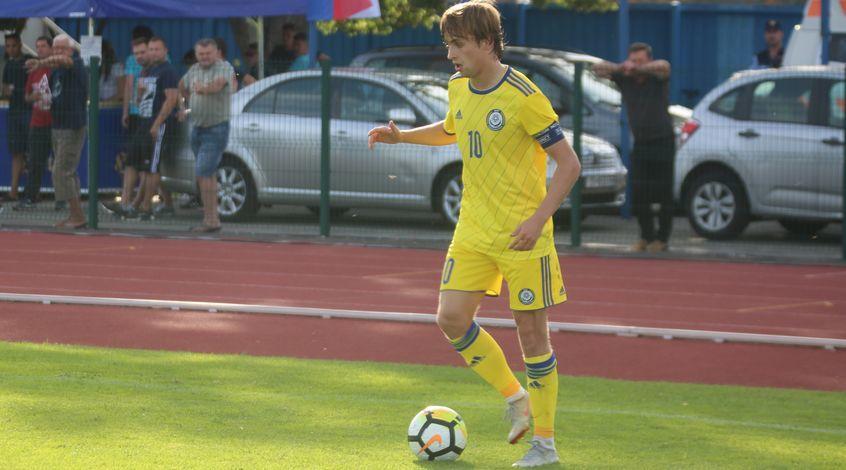 Словения (U-21) – Казахстан (U-21) 2:1. Вот и все...