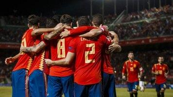 Испания - Хорватия 6:0. Гостинцы из Мадрида
