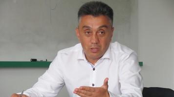 """Михайло Ібрагімов: """"Тільки разом ми зможемо підняти футбол у Файному місті!"""""""