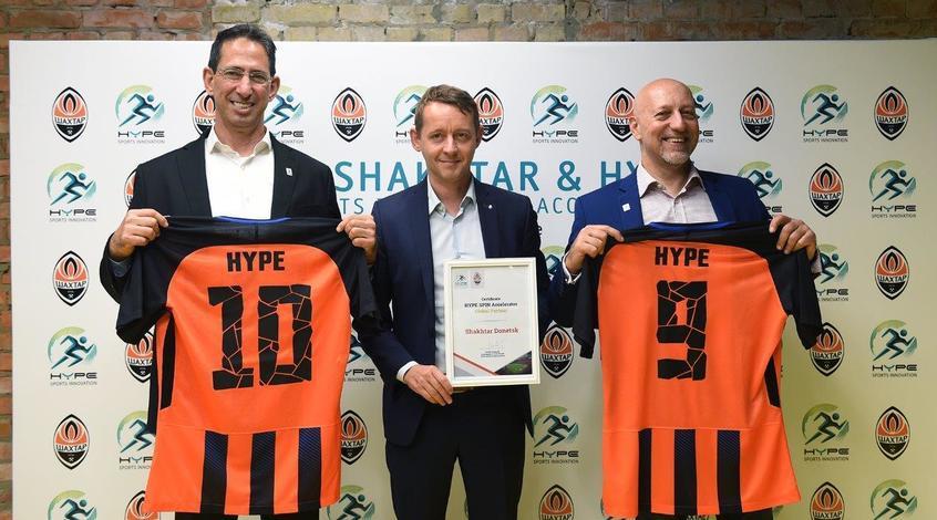 """Шахтер"" и HYPE дали старт спортивным стартапам"
