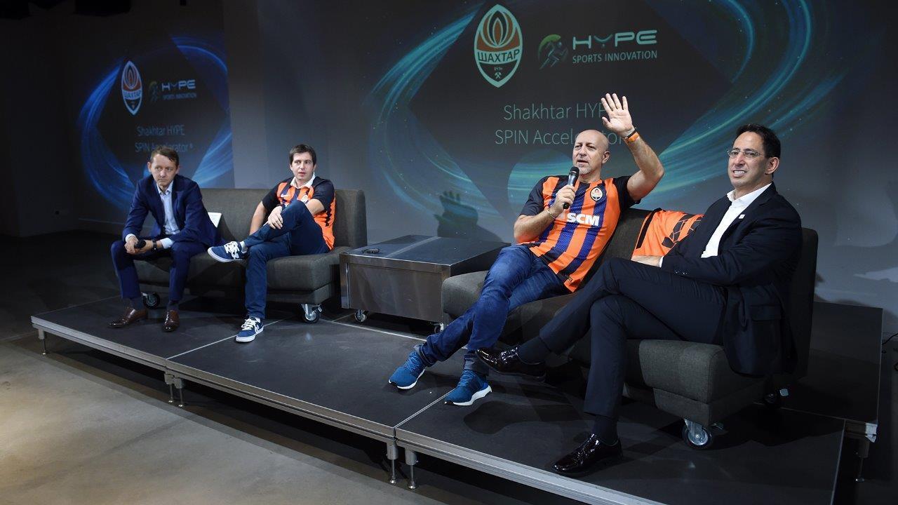 """""""Шахтер"""" и HYPE дали старт спортивным стартапам - изображение 3"""
