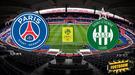 Чемпионат Франции. ПСЖ - Сент-Этьен 4:0 (Видео)