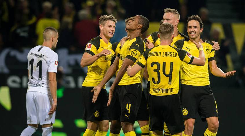 Чемпионат Германии, 3-й тур. Конец - делу венец