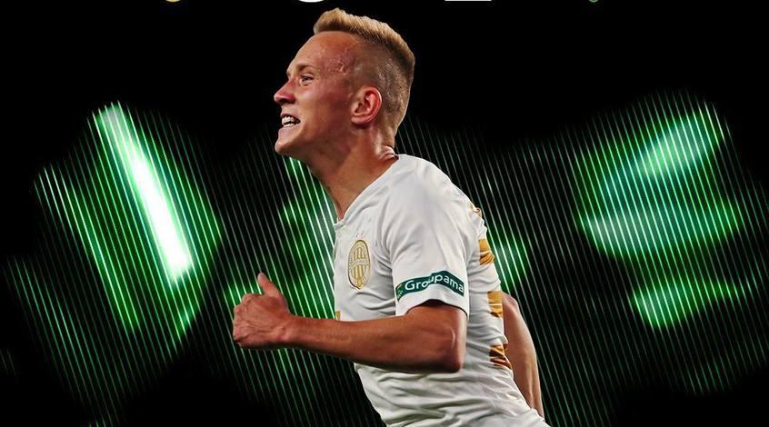 Иван Петряк не получил медаль победителя чемпионата Венгрии