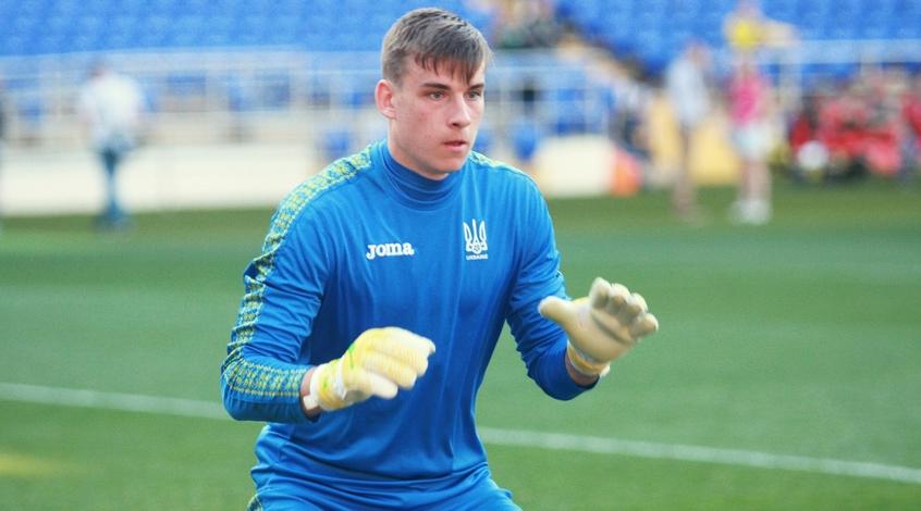 Андрей Лунин сыграет за молодежную сборную Украины против Шотландии