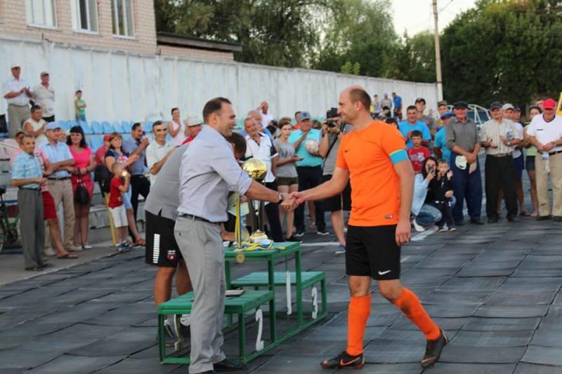 """""""Скіф"""" (Шульгинка): законодавець футбольної моди на Луганщині - изображение 3"""