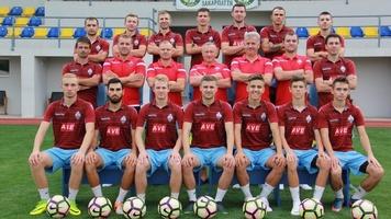 """ФК """"Ужгород"""": місцеві кадри та поступове зростання"""