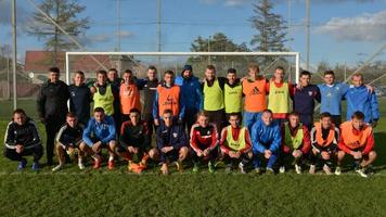 Збірна Львівської області розпочала підготовку до Кубка регіонів УЄФА