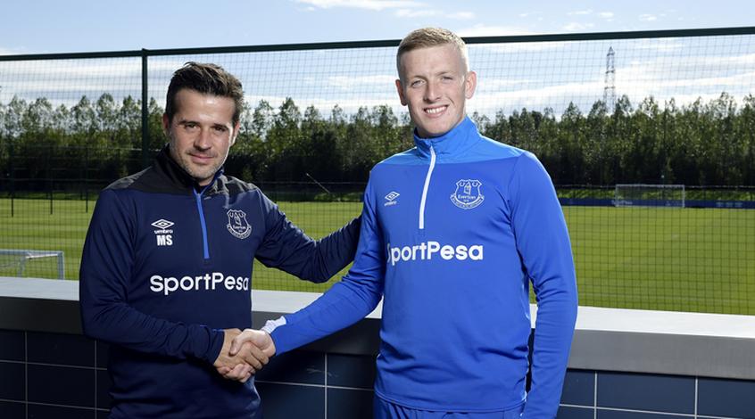 """Если """"Манчестер Юнайтед"""" не договорится о новом контракте с Де Хеа, то купит Пикфорда"""