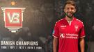 Гринь и Юрченко попали в символическую сборную последнего тура чемпионата Дании