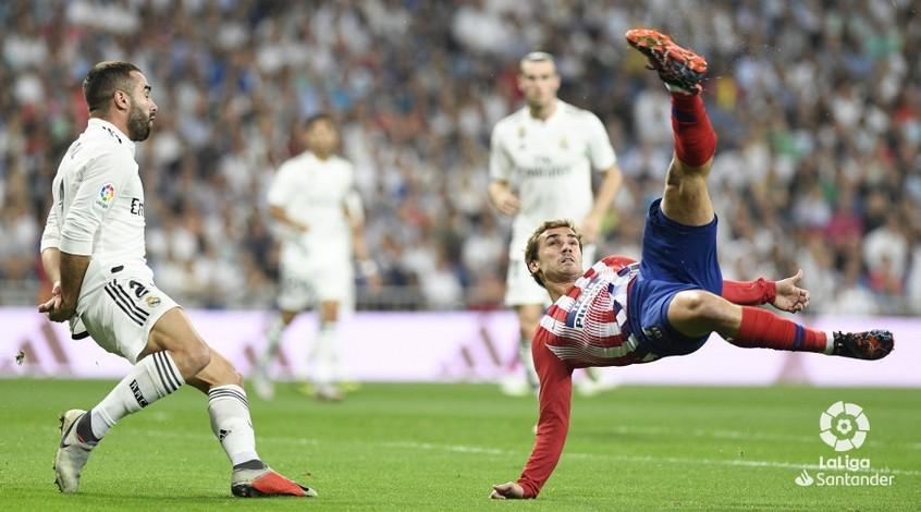 """""""Реал"""" - """"Атлетико"""" 0:0. Вратарь - всему голова"""