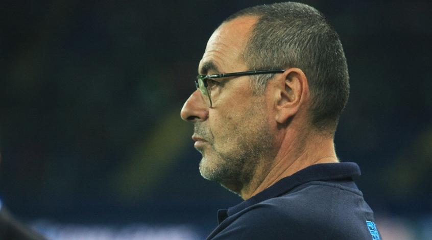 """Маурицио Сарри: """"В матче с """"Ливерпулем"""" разочаровали только несколько последних минут"""""""