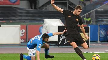 """""""Рома"""" - """"Торино"""": коэффициент 2,10 на гол Эдина Джеко"""