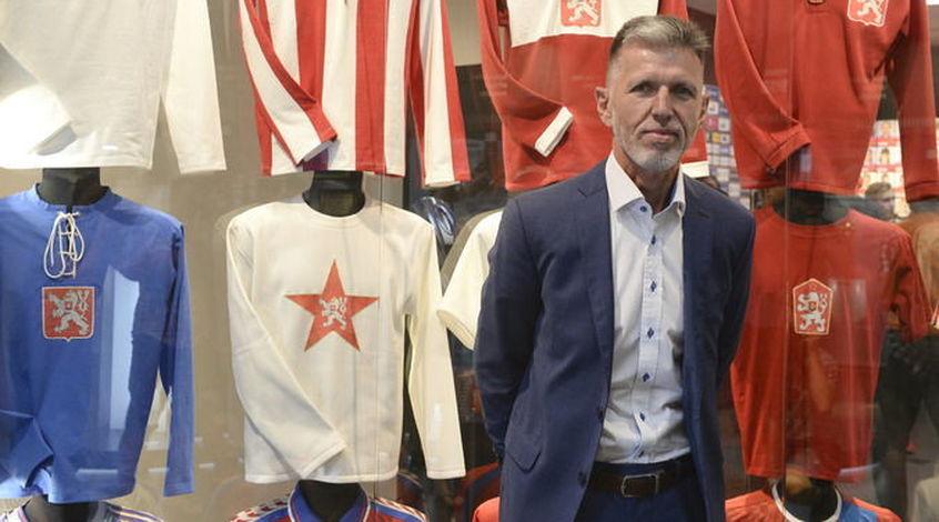Новый главный тренер сборной Чехии Шилгавый дал первое интервью СМИ