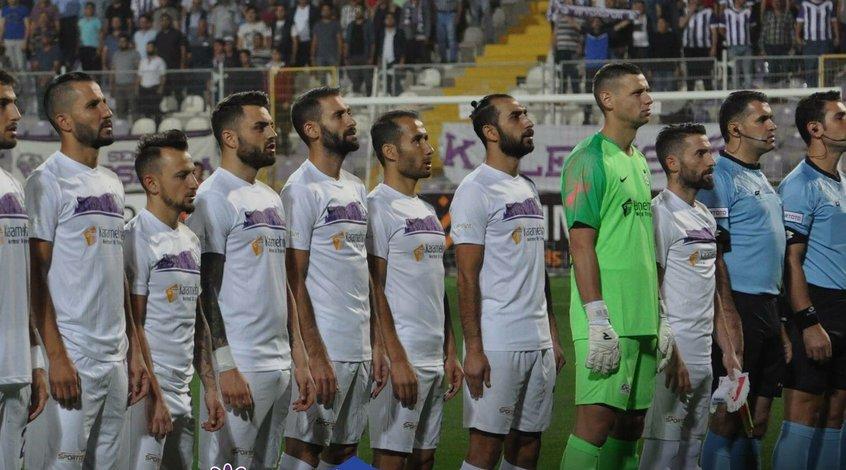 Украинцы в Турции: Александр Рыбка не пропустил от бывшей команды