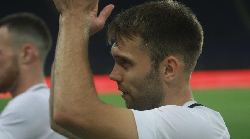 Олександр Караваєв - найкращий гравець 20-го туру УПЛ