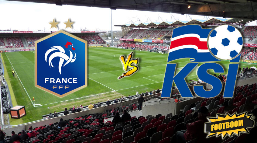 Франция - Исландия. Анонс и прогноз матча