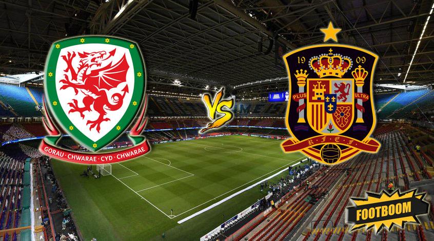 Уэльс - Испания. Анонс и прогноз матча