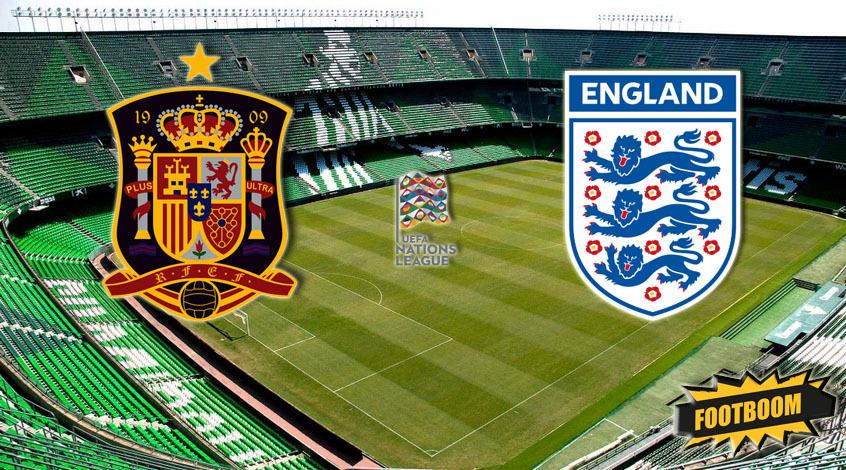 Испания - Англия. Анонс и прогноз матча