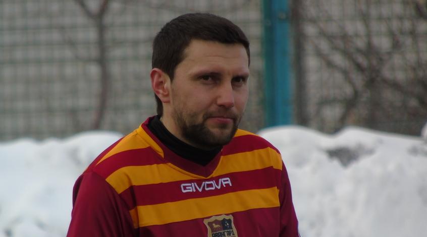 Сергій Панфілов - найкращий гравець чемпіонату Київщини 2010-х