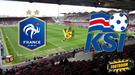 Товарищеский матч. Франция - Исландия 2:2 (Видео)