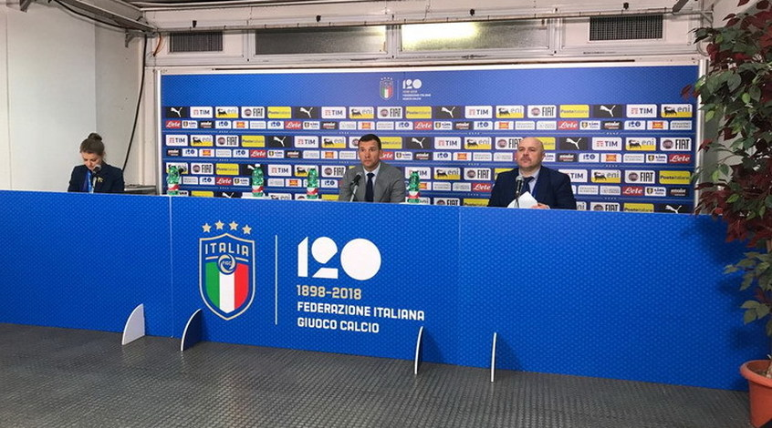 Італія - Україна: післяматчева прес-конференція Андрія Шевченка