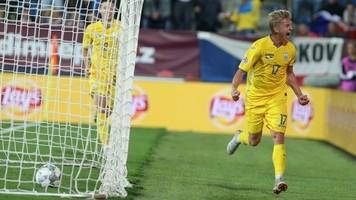 Украина - Чехия: букмекеры назвали самый вероятный счёт