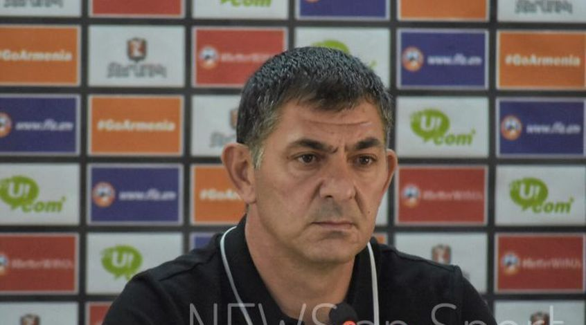 Официально: Армен Гюльбудагянц покинул пост наставника сборной Армении