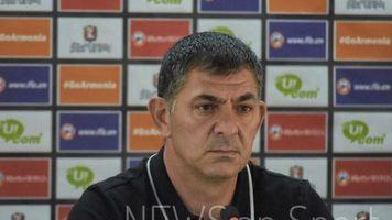 Главный тренер сборной Армении попытался объяснить поражение от Гибралтара