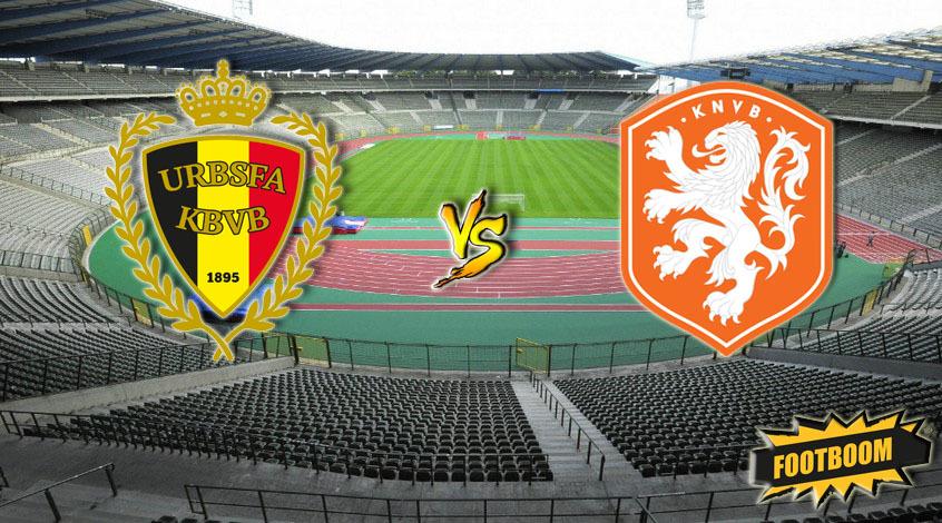 Бельгия - Голландия. Анонс и прогноз матча