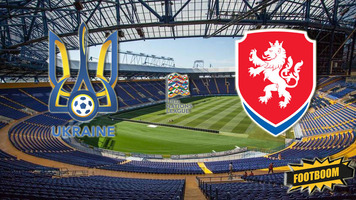 Лига Наций. Украина - Чехия 1:0 (Видео)