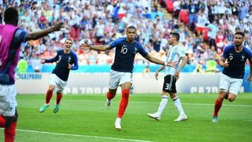 Франция - Германия: коэффициент 2,50 на гол Кильяна Мбаппе