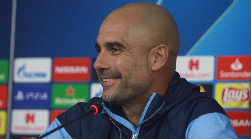 """Хосеп Гвардиола: """"Манчестер Сити"""" будет в полуфинале Лиги чемпионов"""""""