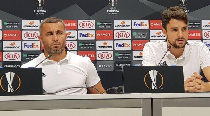 """Гурбан Гурбанов: """"Мы должны были выиграть оба матча у """"Ворсклы"""" (Видео)"""