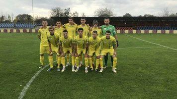 Студентська збірна України розгромила збірну Закарпаття