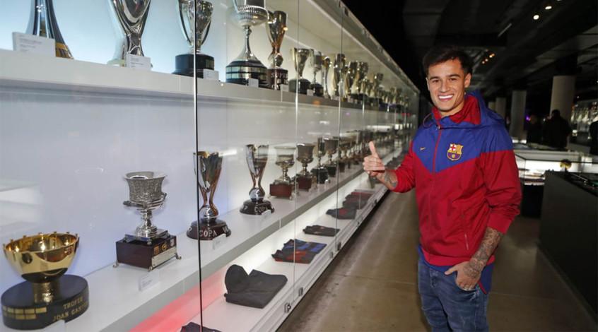 """""""Барселона"""" готова продать Коутиньо не меньше, чем за 120 миллионов евро"""