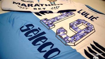 """Номера на футболках """"Лацио"""" будут """"фаршироваться"""" фотографиями ультрас (Фото)"""