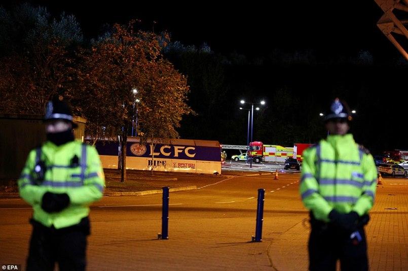 """Очевидец падения вертолета владельца """"Лестера"""": """"Был сильный взрыв"""" - изображение 9"""