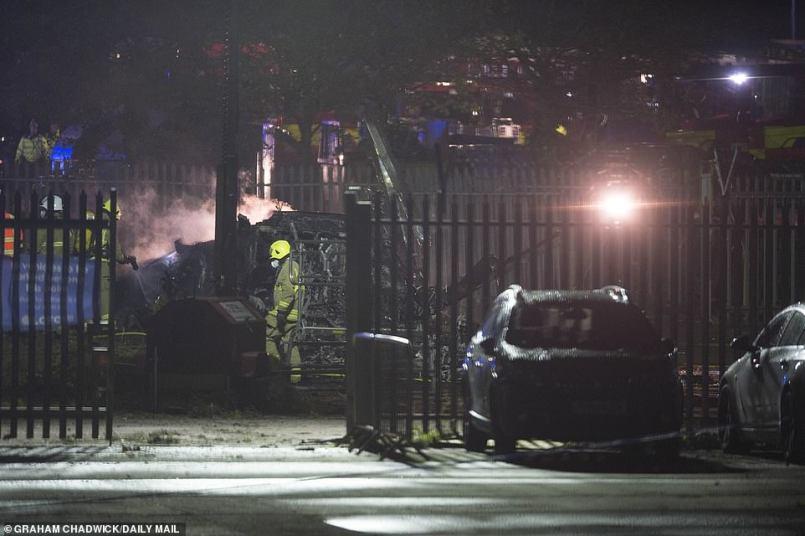 """Очевидец падения вертолета владельца """"Лестера"""": """"Был сильный взрыв"""" - изображение 15"""