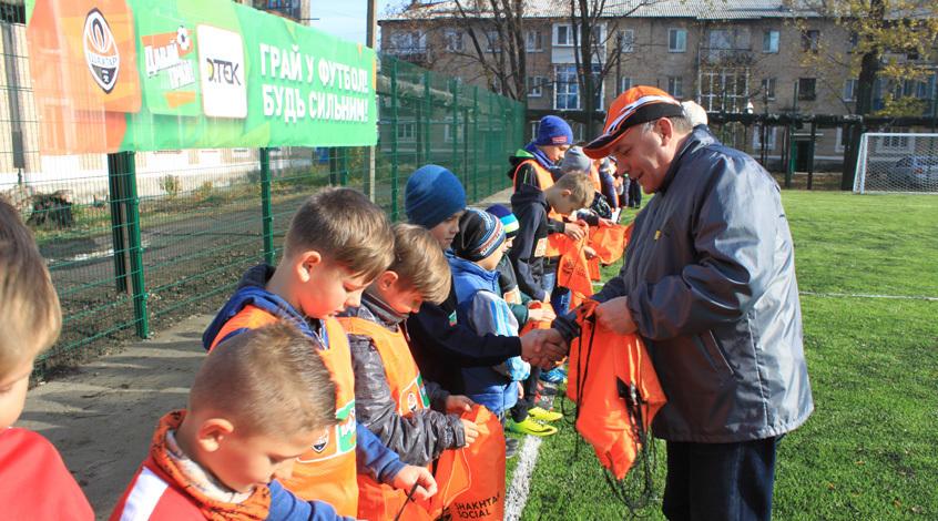 Shakhtar Social и Klitschko Foundation получили гранты от УЕФА на реализацию соцпроектов в Украине