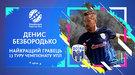 Экспертный совет УПЛ назвал имя лучшего игрока 13-го тура чемпионата Украины