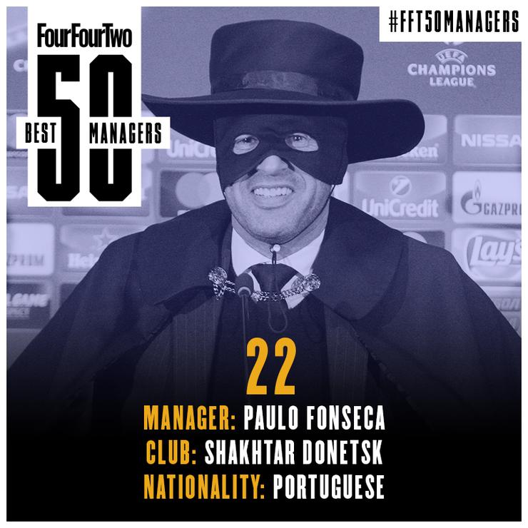 FourFourTwo: Хосеп Гвардиола возглавил рейтинг 50-ти лучших тренеров мира - изображение 1
