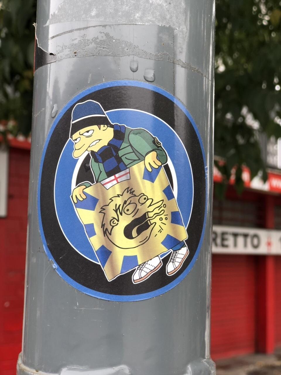"""Осенний """"Сан-Сиро"""", или серые футбольные будни Милана (Фото) - изображение 39"""